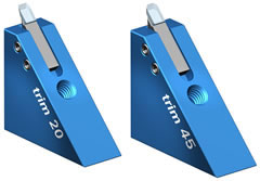 Trimtool diamond knife trimmer
